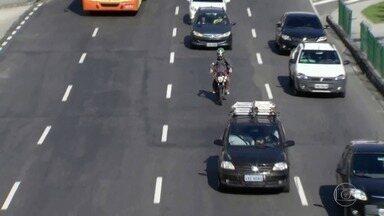 Número de roubo de motos aumenta no Estado do Rio - Assista a seguir.