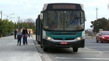 Passagem de ônibus tem valor reajustado em Itu - Os passageiros de ônibus em Itu (SP) estão pagando mais caro pela passagem desde terça-feira (1º). A tarifa subiu R$ 0,20.Quem precisa pegar ônibus todo dia não gostou nada nada disso.