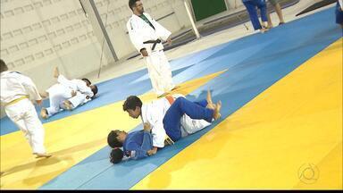 Nova geração do judô paraibano se prepara para o Campeonato Brasileiro Sub-13 - Garotada encontra inspiração em Isaque Conserva, bicampeão brasileiro, para brigar por medalhas na Bahia
