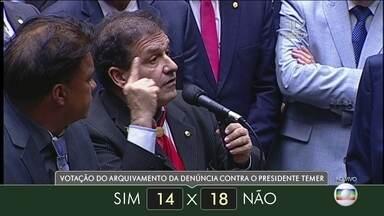 Veja como votaram os deputados do estado do Rio Grande do Sul - Veja como votaram os deputados do estado do Rio Grande do Sul