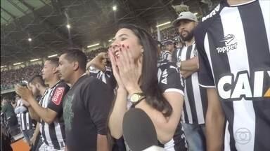 Torcida mata saudades do Mineirão e pede que Atlético-MG jogue mais vezes no estádio - Torcedores acreditam que a mística no Horto acabou, e o time deve jogar mais no Gigante da Pampulha