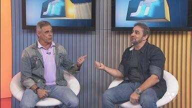 Oscar Magrini e Fábio Goulart falam sobre o filme Os Parças - Cineasta Shaolin do Sertão trabalha para lançamento da produção.