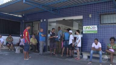 Surto de rotavírus deixa postos de saúde da capital baiana lotados - Sintomas da doença são febre, diarreia, náuseas e fraqueza.