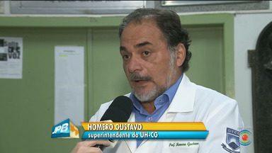 Serviço de pronto atendimento de Hospital Universitário de CG é interditado - A interdição foi feita pelo Conselho Regional de Medicina.