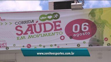 Termina amanhã inscrições para corrida de rua que será realizada em Campina Grande - Veja como participar.