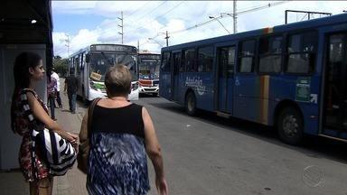 Empresários querem aumento de quase R$ 0,90 na tarifa de ônibus - Empresários querem aumento de quase R$ 0,90 na tarifa de ônibus.
