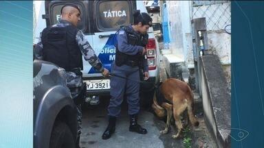Operação policial prende grupos ligados ao tráfico de drogas e outros crimes no Sul do ES - Foram seis meses levantando informações.