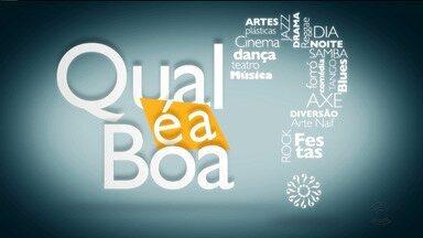 Qual é a boa - Confira a programação cultural desse fim de semana no interior da Paraíba