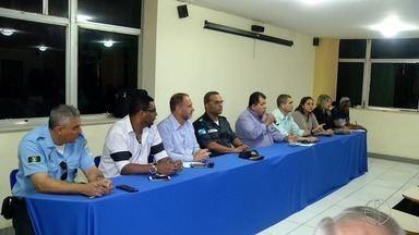Conselho Comunitário de Segurança de Campos, RJ, se reúne e discute os problemas da região - Assista a seguir.