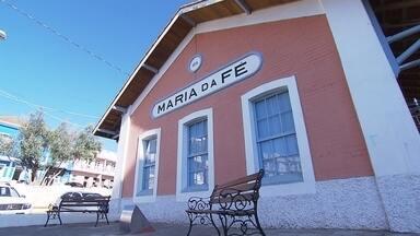 Turistas viajam para o Sul de Minas em busca do frio - Terra de Minas visitou cidades onde o as baixas temperaturas são o destaque.
