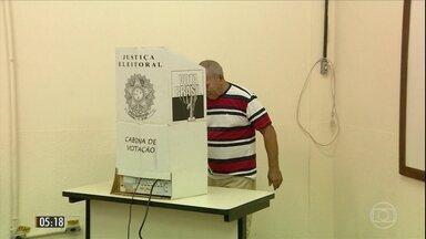 Amazonino Mendes e Eduardo Braga disputam o 2º turno para o governo do AM - O segundo turno da eleição suplementar para o governo do estado está marcado para 27 de agosto.