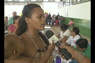 Marabá recebe Caravana Pró-Paz, com emissão de documentos e atendimento jurídico - A caravana fica no município até esta quarta-feira, 9.