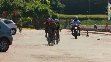 Mais de 70 ciclistas participaram da corrida Cidade de Macapá - A competição, que aconteceu no domingo (6), foi da categoria estrada e valeu pontos para o ranking nacional.
