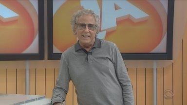 Confira o quadro de Cacau Menezes desta segunda-feira (7) - Confira o quadro de Cacau Menezes desta segunda-feira (7)