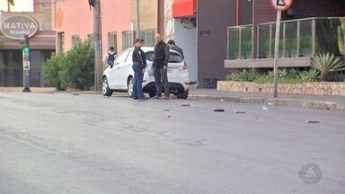 Motorista bêbado atropela e mata manobrista em Cuiabá - Motorista bêbado atropela e mata manobrista em Cuiabá.