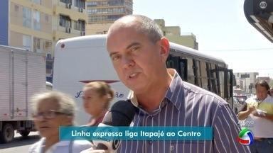 Linha expressa começa a funcionar no Itapajé e Santa Terezinha - Linha expressa começa a funcionar no Itapajé e Santa Terezinha.