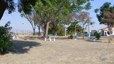 'Até Quando' volta a parque que tinha quadra e alambrados quebrados em Hortolândia - Foi realizada uma reforma parcial no local.
