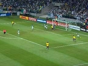 Nos pênaltis, Palmeiras é eliminado da Libertadores da América - Barcelona do Equador se classificou.