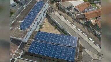 Resolução vai facilitar a vida de consumidores com sistema de energia por placas solares - Casas e comércio que geram até 5 megawatts não precisam ter licenciamento ambiental.