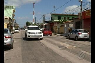 Falta de sinalização nas ruas de Ananindeua preocupa população local - Não há sinalização na maioria das vias.