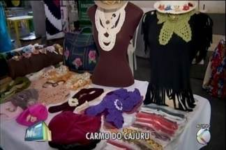 Começa em Carmo do Cajuru a feira de agronegócios e indústria de moveleira - A festa irá acontecer até domingo (13). É uma oportunidade para os comerciantes e produtores rurais fazerem negócios.