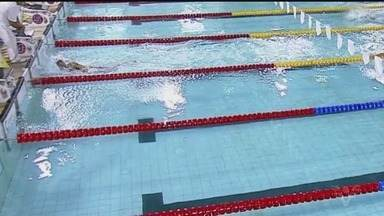 Joanna Maranhão bate recorde dos 200m medley no segundo dia - Nadadora de 30 anos supera marca da australiana Taylor Marre McKeown, de 2015. Miguel Valente e Vinicius Lanza também se destacam nos 800m e 200m medley, respectivamente