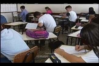 Escola estadual em Uberaba já integra o novo sistema do ensino médio - Estudantes do 1º ano da Escola Lauro Fontoura terão aulas em período integral. Confira os detalhes.