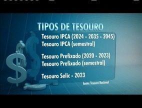 Saiba como investir em títulos públicos no Tesouro Direto - Para o pequeno investidor, o Tesouro Direto é uma opção de investimento seguro e de baixo custo; a aplicação mínima é de R$ 30 e a liquidez é diária.
