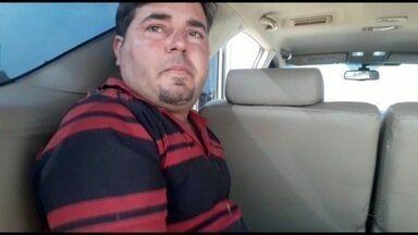 Foragido acusado de matar ex-companheira é preso no Paraguai - O homem foi localizado graças a um trabalho da inteligência da Delegacia de Homicídios de Campo Grande. Ele é acusado de matar ex-companheira e esconder corpo dentro de um sofá-cama.