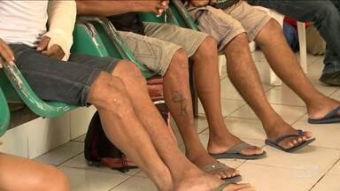Consumo de crack cresce e preocupa autoridades do Maranhão - Consumo de crack cresce e preocupa autoridades do Maranhão