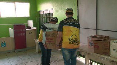 Estudantes universitários fazem doação para albergue de Guarapuava - Alunos se sensibilizaram depois de acompanhar reportagem no Paraná TV.