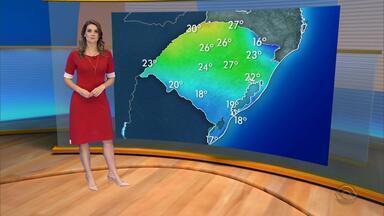 Tempo: ventos fortes podem atingir o Rio Grande do Sul na sexta-feira (11) - Assista ao vídeo.