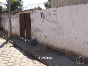 Rapaz de 19 anos é assassinado próximo a cadeia pública de Timóteo - Em Tumiritinga, homem é preso após confessar ser autor de duplo homicídio.