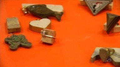 Pedra cariri é transformada em acessórios de decoração - As peças foram parar numa feira internacional e viraram desejo de muitas mulheres