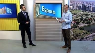 Confira as notícias do esporte desta sexta-feira (11/08) - Thiago Barbosa fala sobre Confiança, Copa TV Sergipe de Futsal e Corrida dos Advogados.