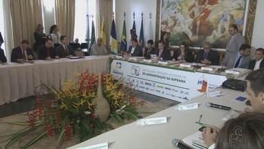 Ministro discute investimentos para acelerar desenvolvimento da indústria em Roraima - Ministro discute investimentos para acelerar desenvolvimento da indústria em Roraima