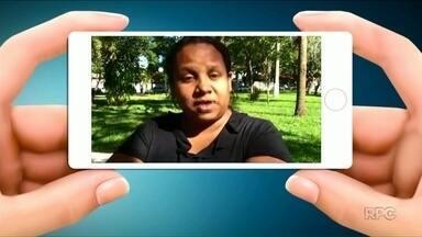 Telespectador chama o intervalo - Veja quem chamou o intervalo hoje no Paraná TV