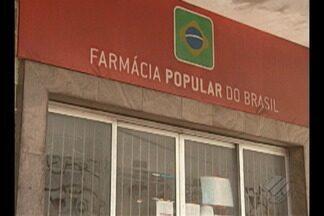 População receberá remédios gratuitos para doenças crônicas somente em redes credenciadas - As farmácias populares foram fechadas por determinação do Ministério da Saúde.