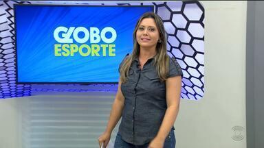 Globo Esporte CG: confira o programa desta sexta-feira (11/08/2017) - Waléria Assunção traz as principais notícias do esporte paraibano