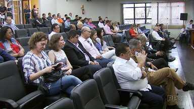 Audiência Pública discute proposta do TSE para extinguir zonas eleitorais em Maringá - Segundo juízes proposta vai piorar a qualidade do atendimento ao público