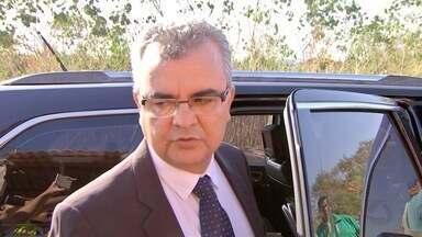 Ex-secretário estadual Paulo Taques deixa a prisão - Ex-secretário estadual Paulo Taques deixa a prisão.
