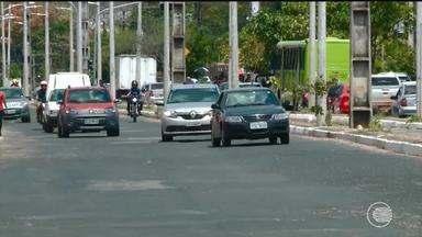 Avenida Henry Wall de Carvalho será interditada para recapeamento - Avenida Henry Wall de Carvalho será interditada para recapeamento