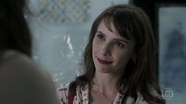 Mira decide não dar mais apoio para Irene - A golpista dá a entender que tem planos para Garcia