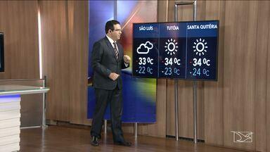 Veja a previsão do tempo nesta sexta-feira (18) no MA - Confira como deve ficar o tempo e a temperatura em São Luís e no Maranhão.