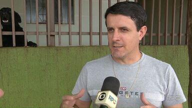 Caixinha de Sugestão da Redação Móvel está no bairro Pacaembu, em Foz do Iguaçu - Moradores do bairro podem participar com sugestões.