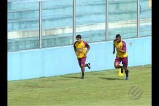 Paysandu tem novidade no treino desta sexta-feira - Zagueiro Rafael Dumas e atacante Juninho treinam pela primeira vez.