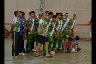 Tuna Luso faz parceria e enfrenta Shouse no futsal - Cruzmaltinos saem na frente, mas perdem de virada.