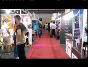 Começa em Teófilo Otoni a Décima Primeira Exponor - Evento é a principal mostra empresarial da cidade; feira de moda é um dos destaques.