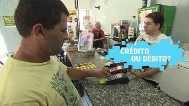 Aplicativo faz a soma de pagamentos que restaurantes recebem com cartão - Objetivo é atender empresas do ramo de alimentação. Serviço oferece agilidade e ajuda no controle de recebimentos futuros.