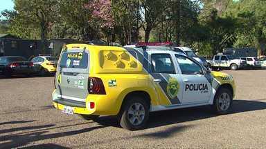 Moradores se unem e conseguem viatura para polícia Militar - Com a nova viatura, o patrulhamento nos bairros Cancelli, Canadá, Claudete e Country deve ser reforçado.